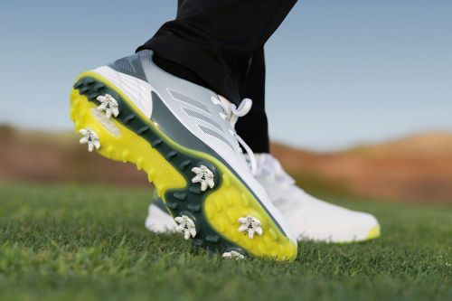 Adidas Golf Introduces Lightweight Spiked ZG21 with BOOST Technology
