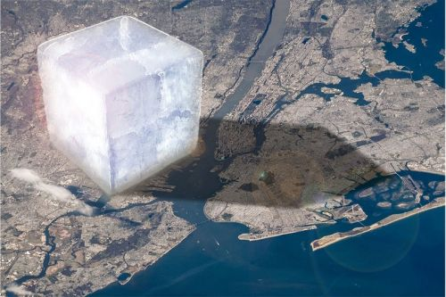 Shocking Image Shows How Fast Earth's Ice Is Melting