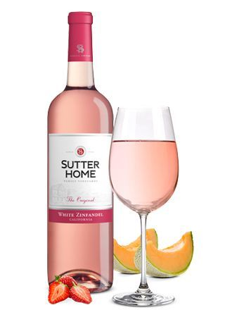 White Zinfandel Never Really Left Us - and Maybe That's O.K