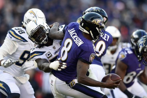 Chargers defeat Ravens in Wild Card game