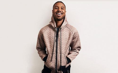 Michael B. Jordan headlines history-making Coach campaign