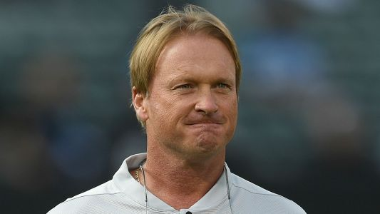 Jon Gruden says 1-5 Raiders 'aren't tankin' anything'
