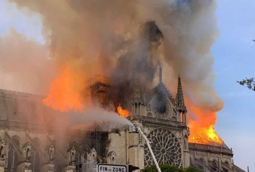 Disney to donate $5 million for Notre Dame Cathedral restoration