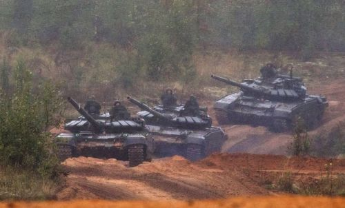 Russia just put its military on high alert ahead of massive war games that'll be 'unprecedented in scale'