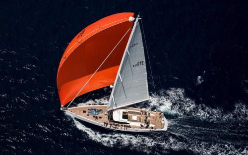Award-Winning Oyster Yacht 825 Maegan Balances Performance