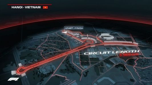 F1 Is Going to Vietnam in 2020 For a Street Circuit Race In Hanoi