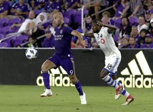 Piatti, own goal help Impact beat Orlando City 2-0