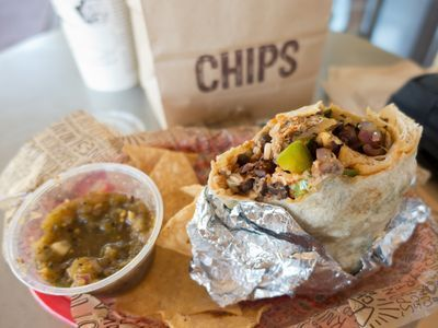 Chipotle's New CEO Hails From Taco Bell
