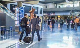 Passenger Traffic Up More than Five Percent in Oct. Marking 30th Month of Consecutive Growth
