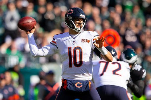 Bears decline the fifth-year option for QB Mitchell Trubisky: Report