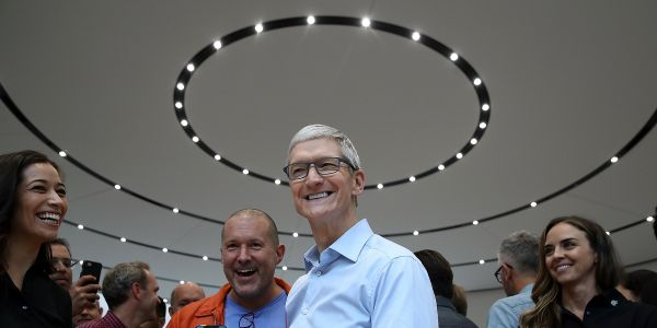 Apple CEO Tim Cook: 'I've only had good years'