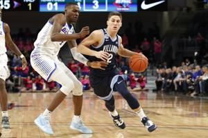 Bey, Gillespie lead No. 12 Villanova past DePaul 91-71