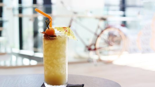 You Can Tell a Bar Is Serious if It Has A Fancy Banana Cocktail on the Menu