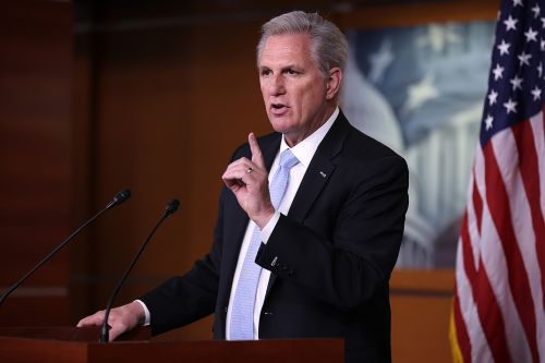 McCarthy responds to MAGA caucus: GOP isn't party of 'nativist dog whistles'