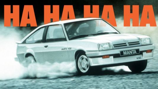 Germans Have a Whole Genre of Jokes About One Particular Kind of Opel