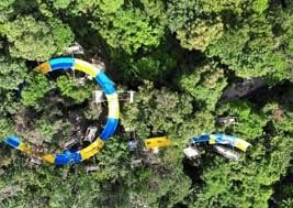 World's longest water slide to be build in Penang theme park