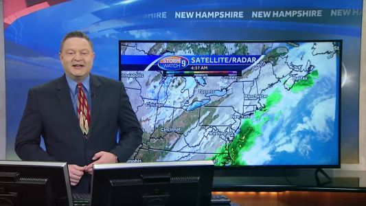 Watch: First state-wide snowfall of season