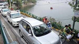 Traffic Mismanagement Hits Nainital Tourism Hard