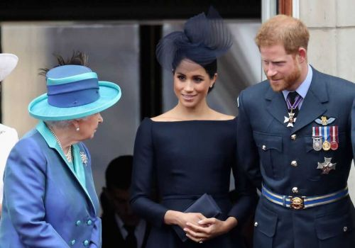 Prince Harry and Meghan are no longer working members of the Royal Family, palace says