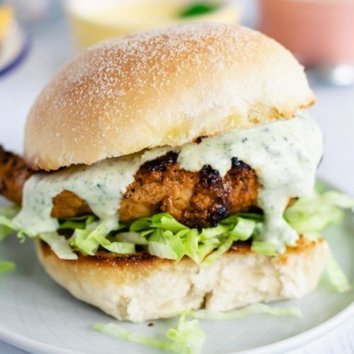 Cool Chicken Sandwich