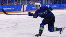 Slovenian Ice Hockey Player Fails Doping Test, Has To Leave Olympics