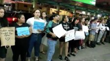 Hundreds Pack LaGuardia Airport To Support Children Torn From Families At Border