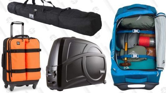 The Best Luggage and Gear Haulers For Every Kind of Adventurer