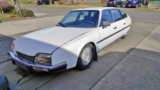 Citroën CX, Honda CX500 Turbo, Toyota FJ Cruiser: The Dopest Vehicles I Found For Sale Online