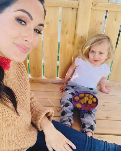Brie Bella Says Daughter Birdie Is 'Finally Understanding' She's Going to Be a Big Sister: 'She's Excited'
