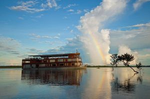 Two Cruise for the Price of One On Select Departures of Amazon Basin River Cruises Booked by Jan. 31, 2018, thru AdventureSmith