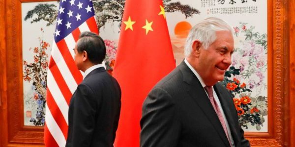 China had a fraught relationship with Rex Tillerson, but would prefer him over his 'hawkish' successor