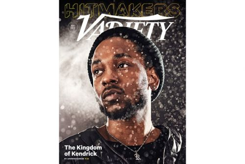 Kendrick Lamar Covers Inaugural Hitmakers Issue of 'Variety'