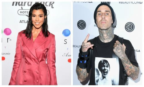 Kourtney Kardashian's Family Is Reportedly Begging Her To Date Travis Barker: 'They'd Make A Great Couple'