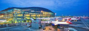 Heathrow temporarily suspended all departures on Tuesday due to drone sighting