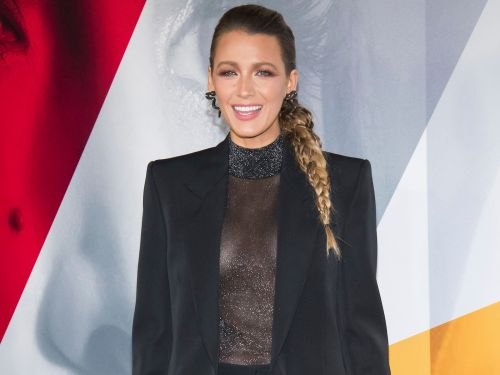 Blake Lively's red carpet manicure featured a subtle nod to her latest film - and it only cost $7