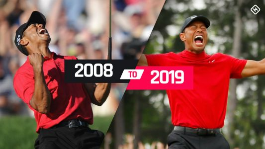Next major stop for Tiger Woods is the PGA Championship at Bethpage Black