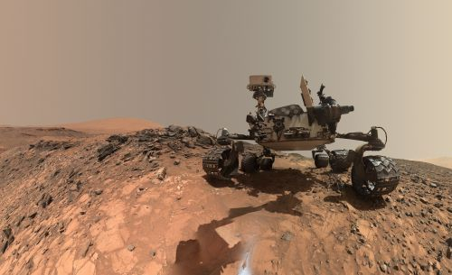 NASA Curiosity rover finds building blocks of life on Mars