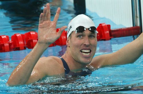 Olympic gold medalist Klete Keller arrested for his alleged participation in the US Capitol riot