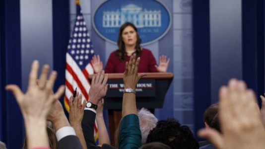 White House: Mueller Is Overreaching And Trump Has The Power To Fire Him