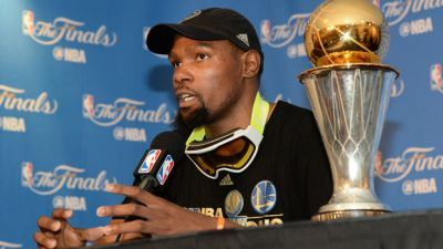 Kevin Durant Says He Won't Visit Donald Trump At The White House As NBA Champ