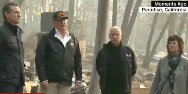 Finland's president doesn't know what Trump was talking about with 'raking' comments on California fires
