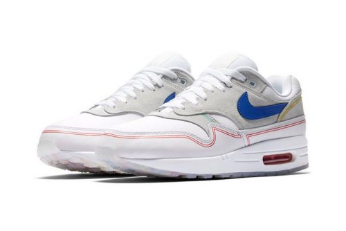 Nike Commemorates Centre Pompidou with a Special Air Max 1 Pack