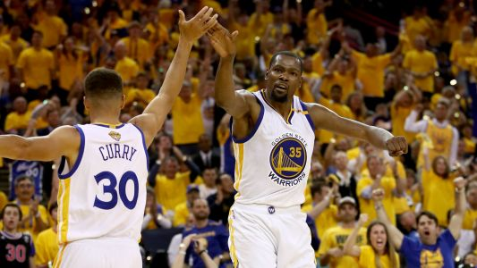 Uninvited to White House, champion Warriors to spend time with kids, report says