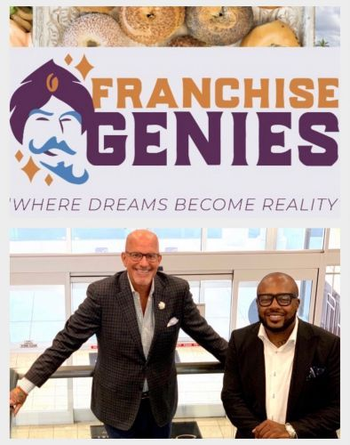 Franchise Genies owners bet on Virtual Food Brands