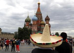 On a roll in Russia, Mexico begs World Cup fans to behave