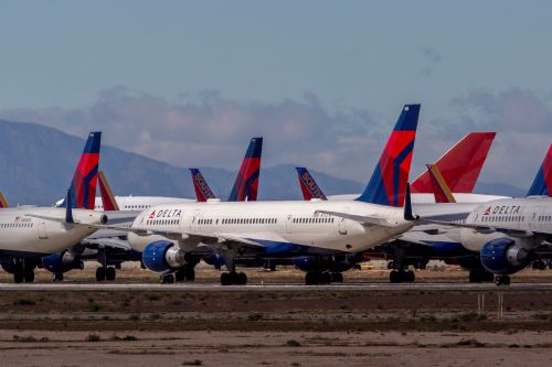 Airlines would get the $60 billion bailout they asked for in the new Senate coronavirus stimulus bill, which would prohibit layoffs and ban stock buybacks and dividends