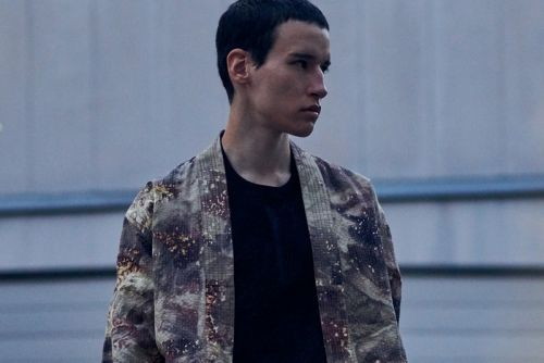 """Maharishi's FW19 """"Technical"""" Collection Highlights Vegetable-Dyed Layers"""