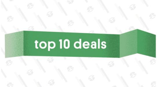 The 10 Best Deals of February 15, 2019