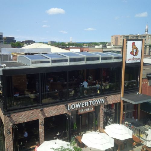 Head to the Sens House Rooftop in Ottawa for the NHL Playoffs