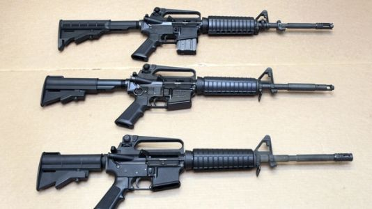Colt Suspends Manufacture Of Controversial AR-15 For Civilian Market